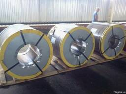 Електротехническая сталь в рулоне