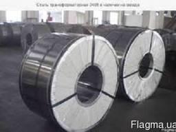 Сталь трансформаторная Ф- 0.7 х 1000мм (Порезка на штрипсы)
