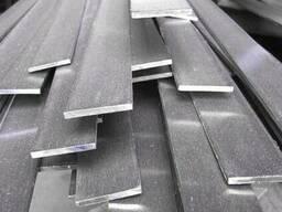 Стальная полоса 8х45 полоса стальная [Металлобаза]. ..