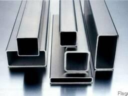 Труба профильная алюминиевая 10х10х1,0