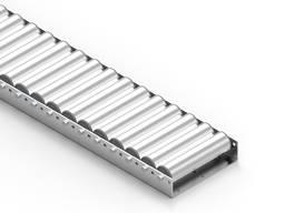 Стальная роликовая дорожка (шина) тип 755-P52 для паллетных гравитационных стеллажей