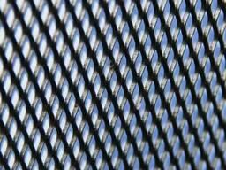 Лист стальной просечно-вытяжной (ПВЛ) (ГОСТ 8706-78)