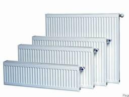 Радиаторы отопления стальные, биметаллические, алюминиевые