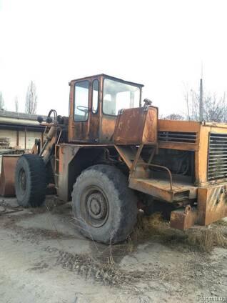 Фронтальный погрузчикStalowa Wola L34 1986г. (не на ходу)