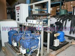 Станции компрессорные (централи) выносного холода различной
