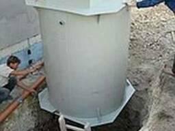 """Станция очистки бытовых сточных вод """"OA3ИC"""""""