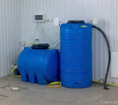 Станция очистки и рециркуляции воды автомоек «Нептун-555»