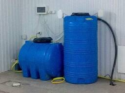 Станция очистки и рециркуляции воды «Нептун-555»