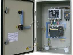 Каскад-К для управления и защиты электродвигателя 380В