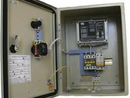 Станция управления однофазным погружным (дренажным) насосом