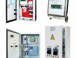 Станция защиты, управления и контроля ТК