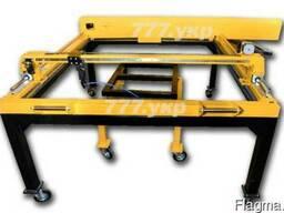 Станки ЧПУ лазерные гравирующие режущие c подкатным столом