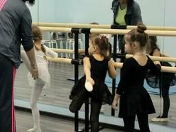 Станки гимнастические (хореографические)