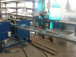 Станки (линия) для производства металлопластиковых изделий