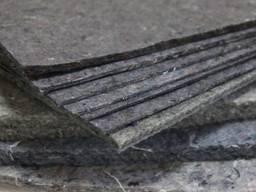 Станочный фетр толщиной от 3 до 25мм