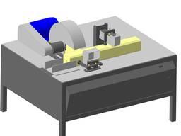 Станок для автоматической нарезки шашек/бобышек поддона.
