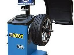 Станок для балансировки колес Best W95 - Балансировочный ста