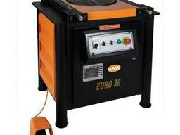 Станок для гибки арматуры EURO 36 до 32мм Турция Гибочный ст