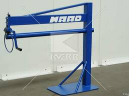 Станок для осадки фальца (фальцеосадочный) Maad ZGT – 1000