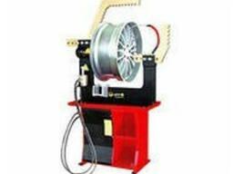 Станок для правки литых дисков Bismant; стенд для прокатки