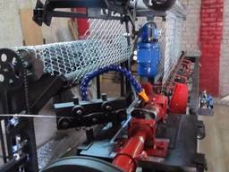 Станок для производства сетки рабицы автоматический с ЧПУ Уневерсальны