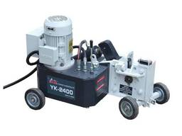 Станок для резки арматуры YK-2400, рубочный станок