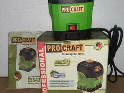 Станок для заточки сверл ProСraft EBS-250 (две головы)