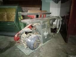 Станок ФПШ-5М фуговально-отрезной, станок токарный по дереву