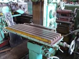 Станок фрезерный широкоуниверсальный инструментальный 676.