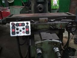 Станок консольно-фрезерный горизонтальный6Т82Г-1
