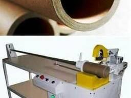 Резка бумажных втулок, гильз 76 - 152 мм (станок под заказ и