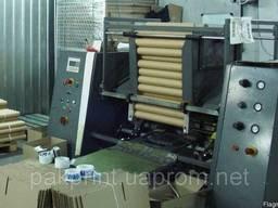 Станок автоматический для перемотки и порезки плёнок KRAM