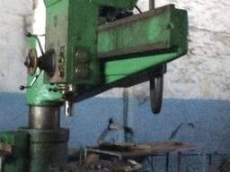Станок радиально-сверлильный 2М55