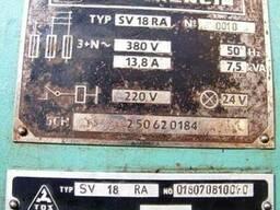 Станок токарно-винторезный TOS SV18RA, рмц 1000мм.