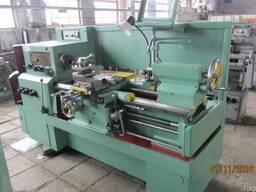 Станок токарный 16К25 (D-500mm. , L-1000mm. )