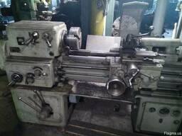 Станок токарный 1А616 рмц 750 мм номер 1