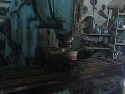 Станок вертикально-фрезерный 6М12 хорошее состояние, рабочий