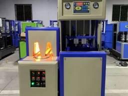 Полуавтомат для производства ПЕТ бутылок и флаконов, 800шт/ч
