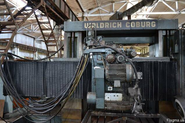 Станок Waldrich Coburg продольно-шлифовальный 40-15 S 4030