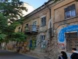 Старопортофранковская, здание 400 кв. м. , фасад. - фото 1