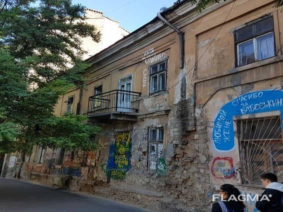 Старопортофранковская, здание 400 кв. м. , фасад.