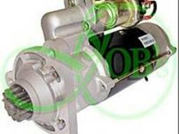 Стартер Detroit Diesel, МТЗ, Палессе редукторний 24В 8.1 кВт