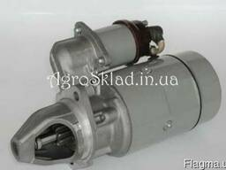 Стартер на двигатели ЗМЗ-4905; спецтехника ГАЗ-4905