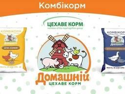 Комбікорм для кролів Домашній Цехаве Корм