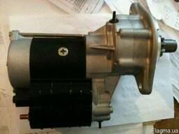 Стартер Jubana 12 Вольт, 2.4 кВт. Эталон (ТАТА)