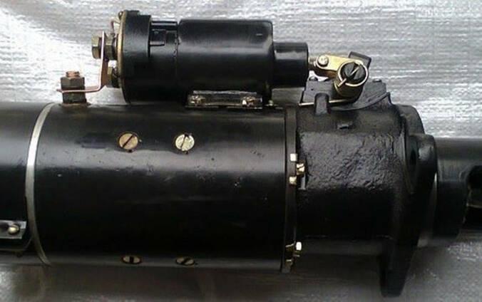 Стартер НИВА СТ-100. 3202.3708000