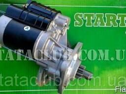 Стартер ЗИЛ-5301, ГАЗ, МТЗ, ММЗ-Д243, 245 редукт. 12V 2. 8кВт.