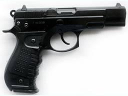 Стартовый пистолет BLOW C-75 (чёрный) запасной магазин