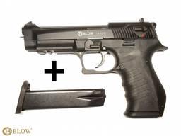 Стартовый пистолет Blow TR 92 02 запасной магазин