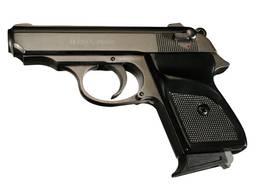 Стартовый пистолет ekol major (серый)